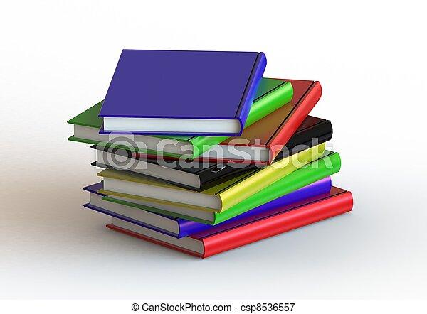 livres - csp8536557