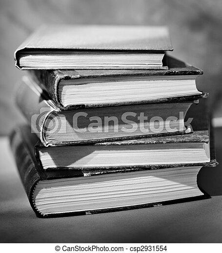 Livres Vieux