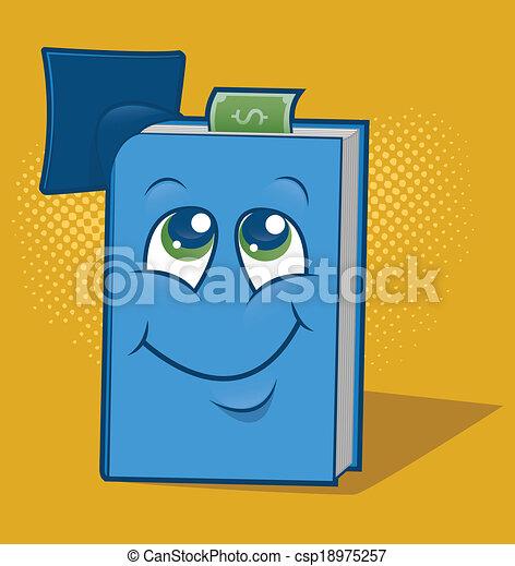 livro escolar - csp18975257