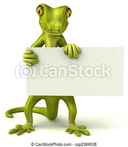 Lizard - csp2384538