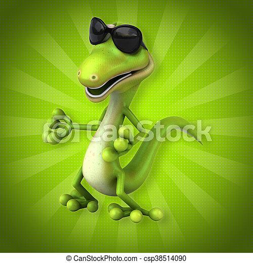 Lizard - csp38514090