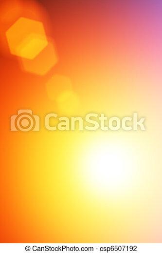 Trasfondo de bengalas abstracto - csp6507192
