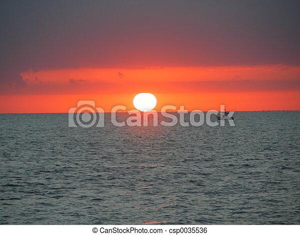 Punto de sol largo - csp0035536