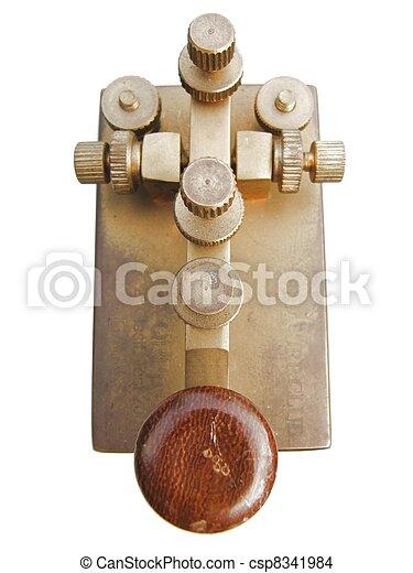 llave telégrafo - csp8341984