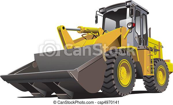 Loader front - csp4970141