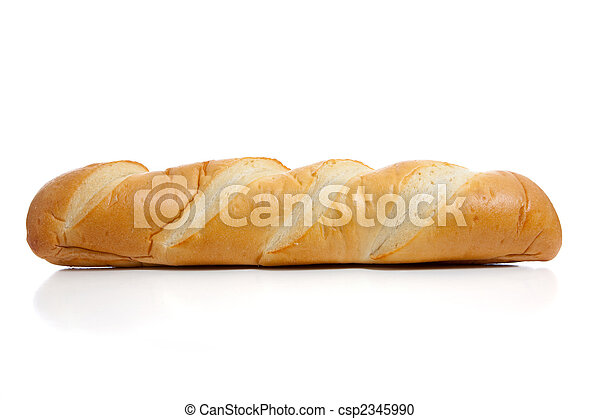 Loaf of French Bread - csp2345990
