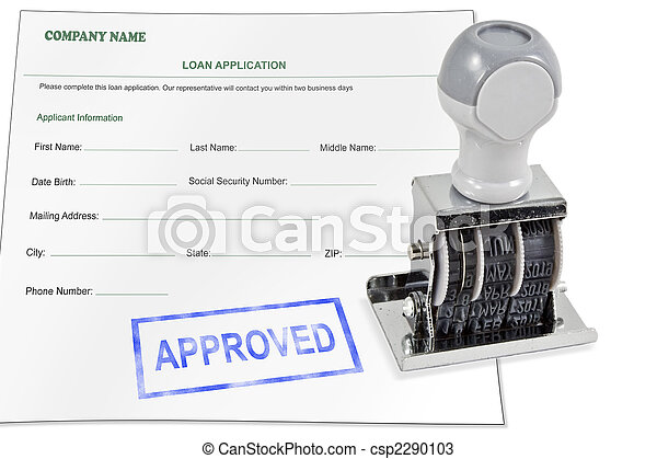 Loan Application Approved - csp2290103