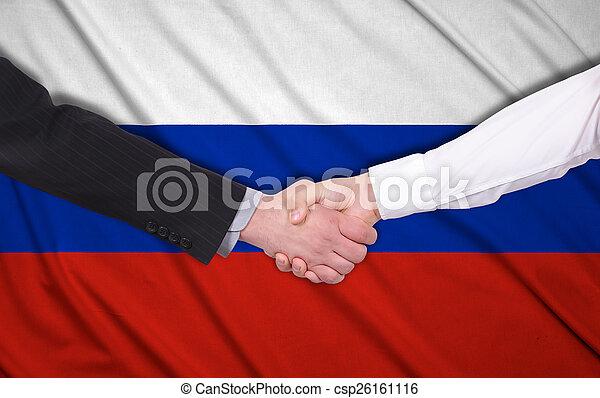 lobogó, oroszország - csp26161116
