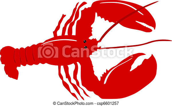 lobster rh canstockphoto com lobster clipart png lobster clipart step by step