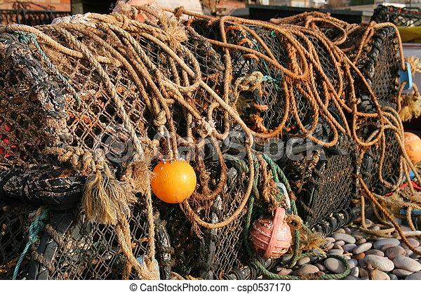 Lobster Pots - csp0537170