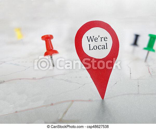 Local map tag - csp48627538