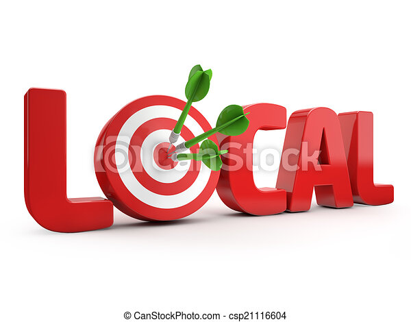 local search targeting - csp21116604