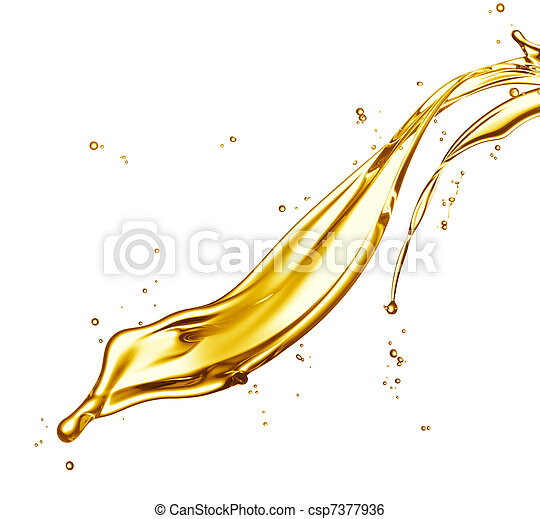 loccsanás, olaj - csp7377936
