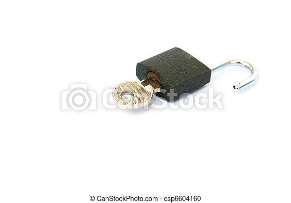 Lock and key - csp6604160