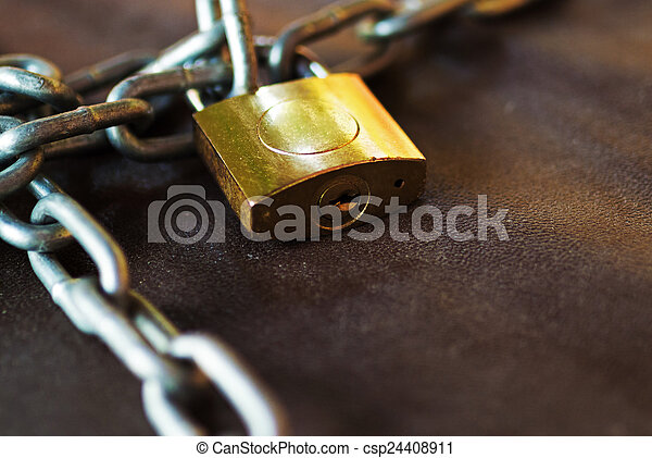 Lock and Keys - csp24408911