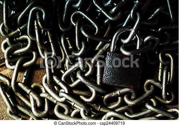 Lock and Keys - csp24409719