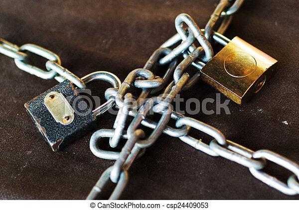 Lock and Keys - csp24409053