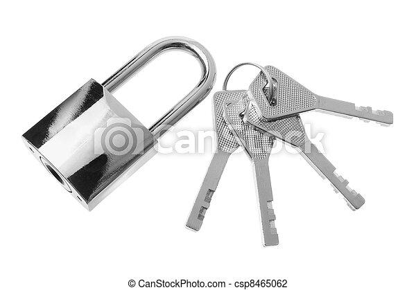 Lock and Keys - csp8465062
