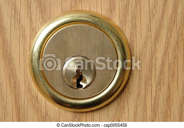 Lock - csp0055456
