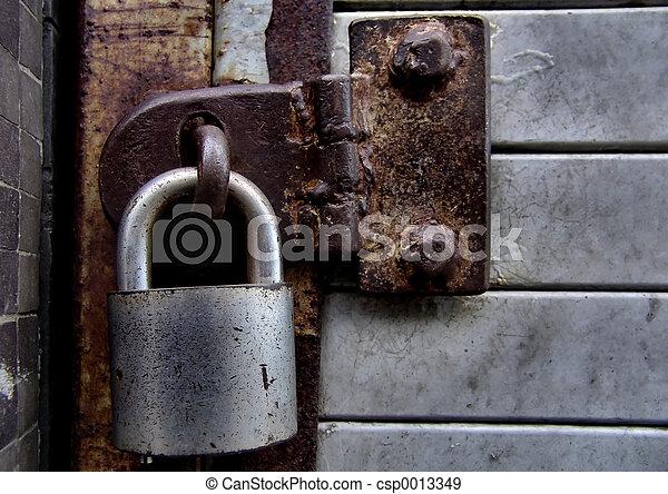 Locked - csp0013349