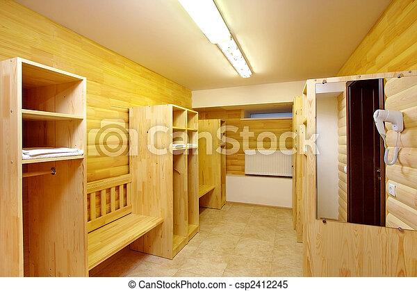 locker room - csp2412245