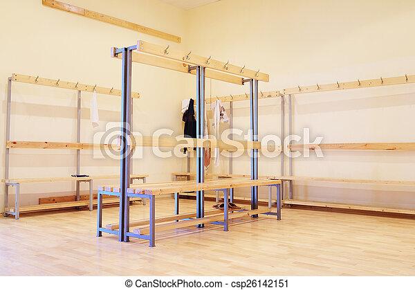 Locker room - csp26142151