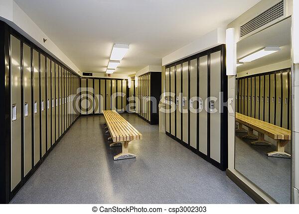 Locker Room - csp3002303