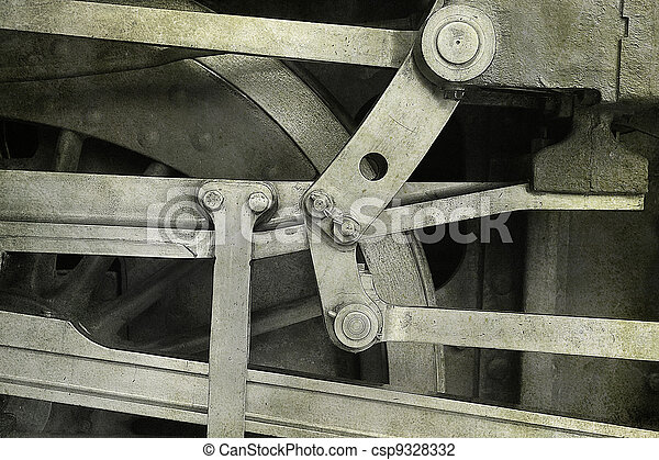 locomotive drive system - csp9328332