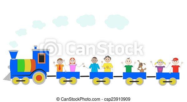 Locomotora - csp23910909