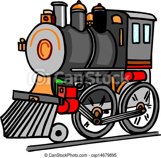 Locomotora - csp14679895