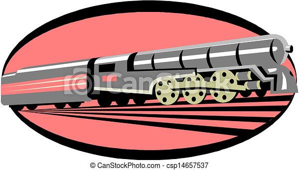 Locomotora - csp14657537