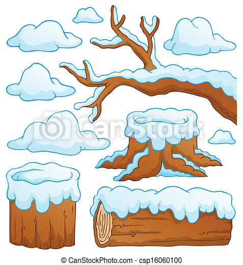 Log theme collection 2 - csp16060100