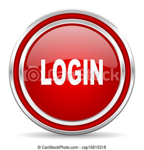 login icon - csp15615318