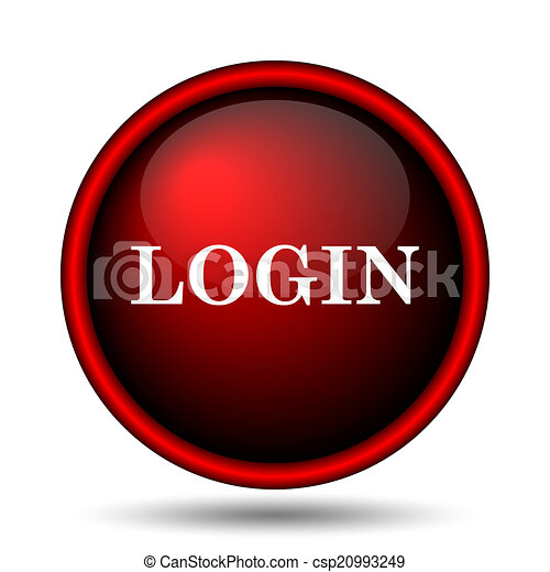 Login icon - csp20993249