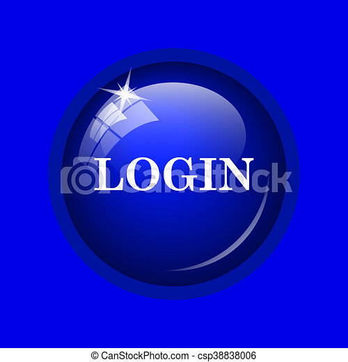 Login icon - csp38838006