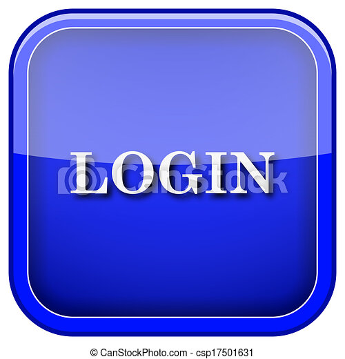 Login icon - csp17501631