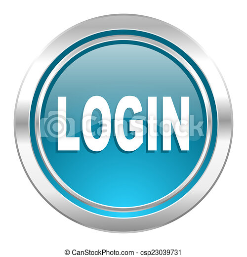 login icon - csp23039731