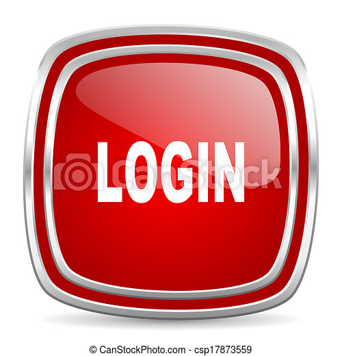 login icon - csp17873559