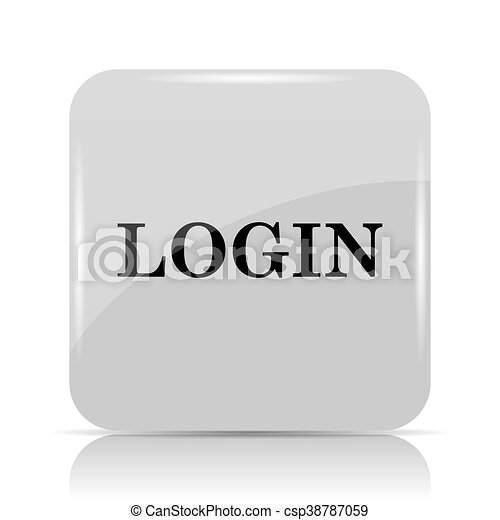 Login icon - csp38787059