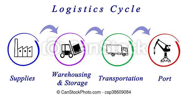 logistic cycle pdf