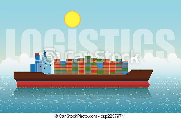 logistics - csp22579741