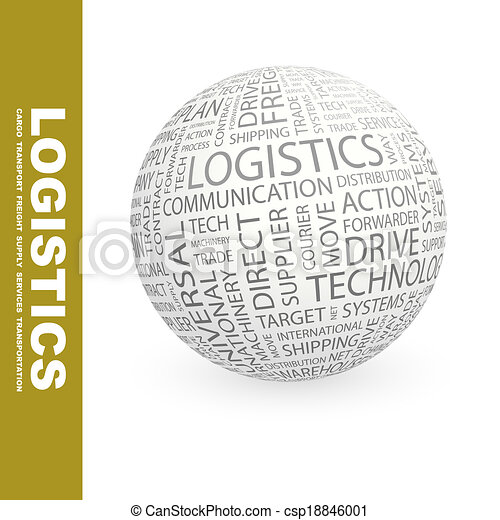 logistique - csp18846001