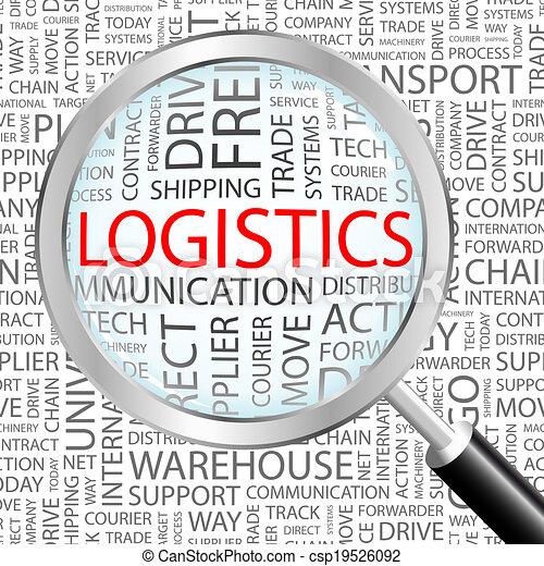 logistique - csp19526092