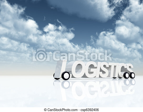 logistique - csp6392406