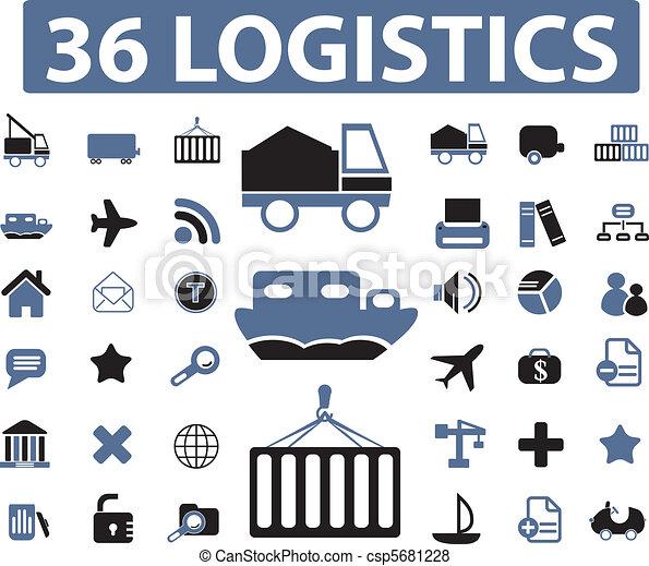 logistique, signes - csp5681228