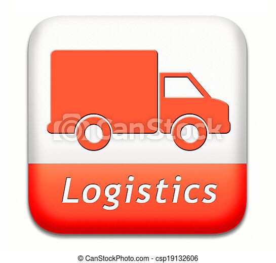 logistique, transport, fret - csp19132606