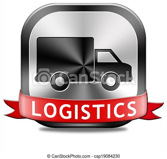 logistique, transport, fret - csp19084230