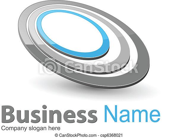 Logo business. - csp6368021