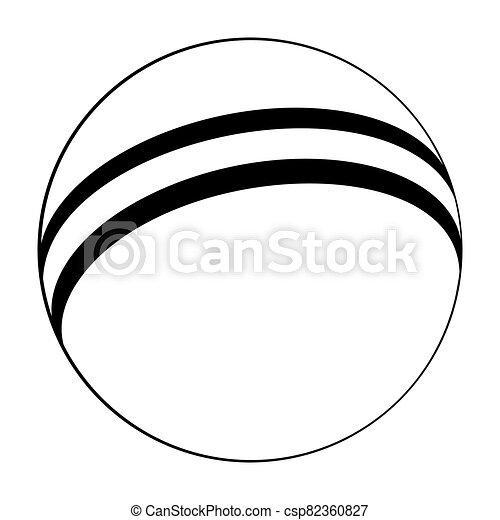 logo, caoutchouc, app, icône, icon., conception, plat, bébé, vecteur, icône, balle, ui, illustration, toile - csp82360827