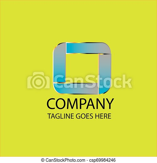 logo company - csp69984246